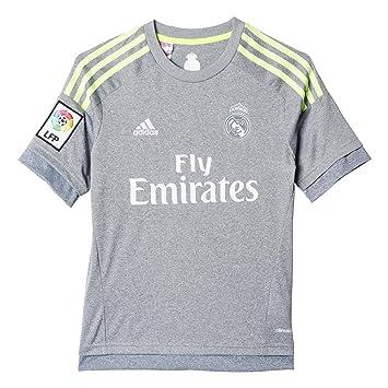 Adidas Jersey Camiseta Real Madrid 2015-2016, Niño: adidas: Amazon.es: Deportes y aire libre