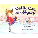 Callie Cat, Ice Skater