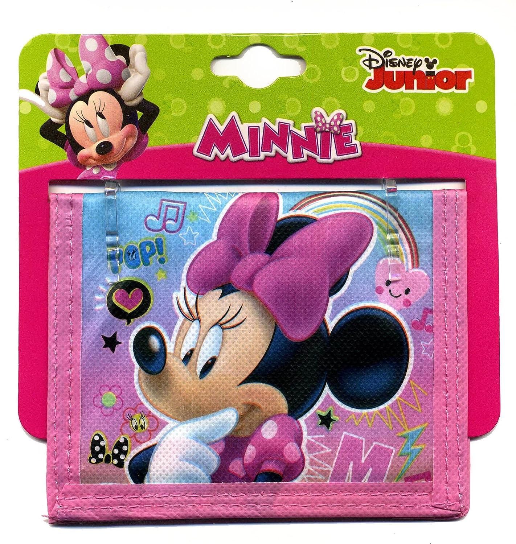 Disney Minnie Mouse Bifold Wallet