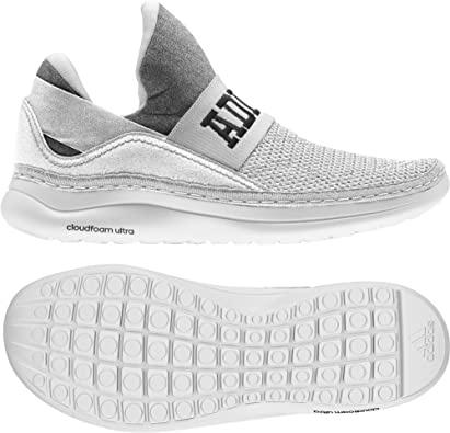 Céntrico Negligencia Fracaso  adidas Unisex Adults' Cloudfoam Ultra Zen Sneakers, Off White  (Ftwbla/Negbas/onicla), 16 UK: Amazon.co.uk: Shoes & Bags