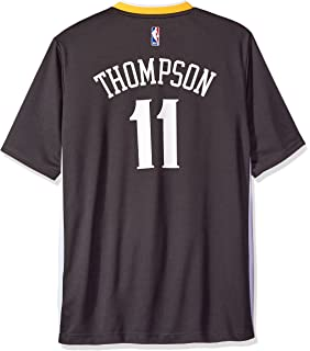 6774abed0 adidas NBA Golden State Warriors Klay Thompson  11 Men s Replica Jersey