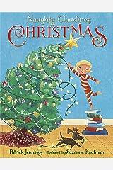 Naughty Claudine's Christmas Hardcover
