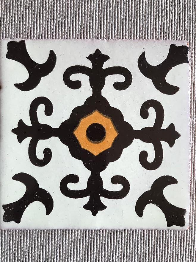 18 diseños de mezcla real de cerámica Talavera mexicana ...