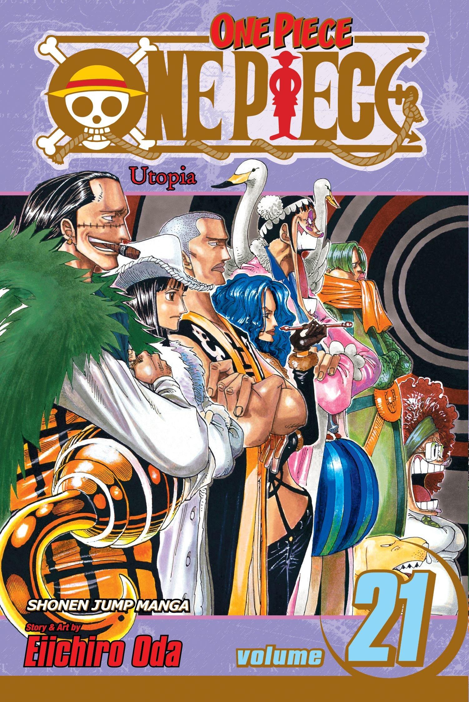 One Piece Volume 21