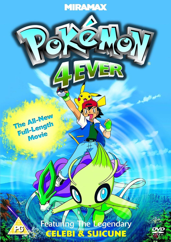 Amazon Com Pokemon 4ever Import Anglais Movies Tv