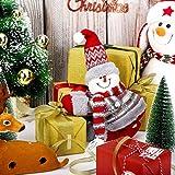 2 Pieces Christmas Curtain Buckles Santa Claus
