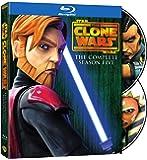 Star Wars: The Clone Wars - Season 5 [Blu-ray]