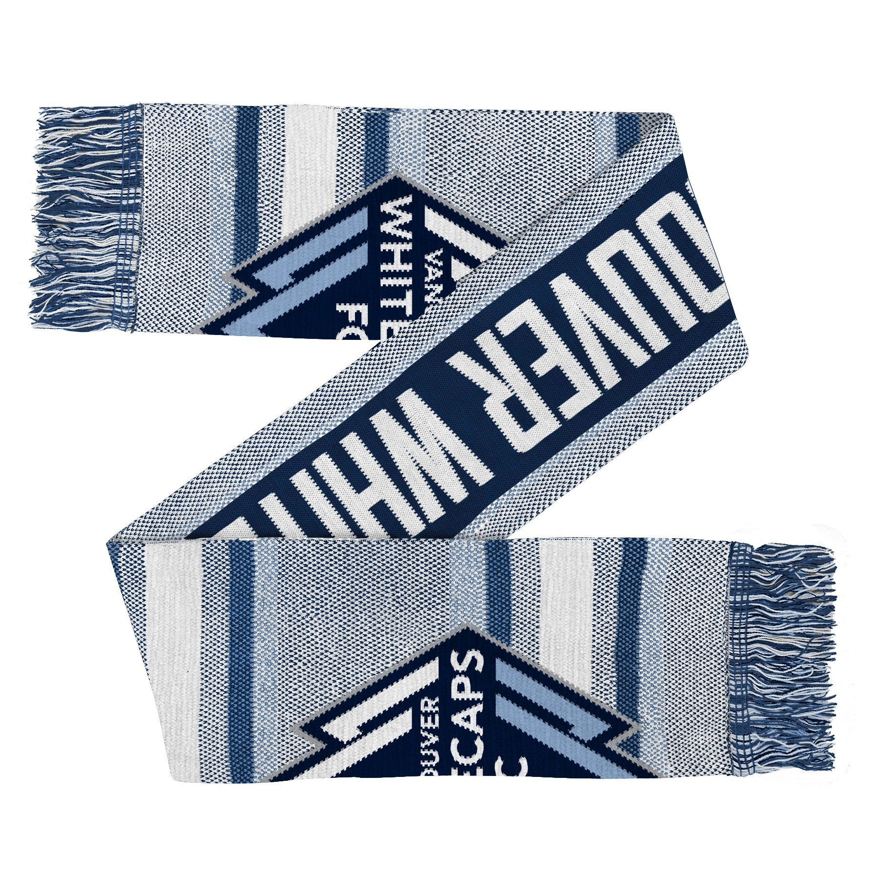 Outerstuff MLS Vancouver Whitecaps Youth Boys Fan Scarf, 1 Size, Dark Navy