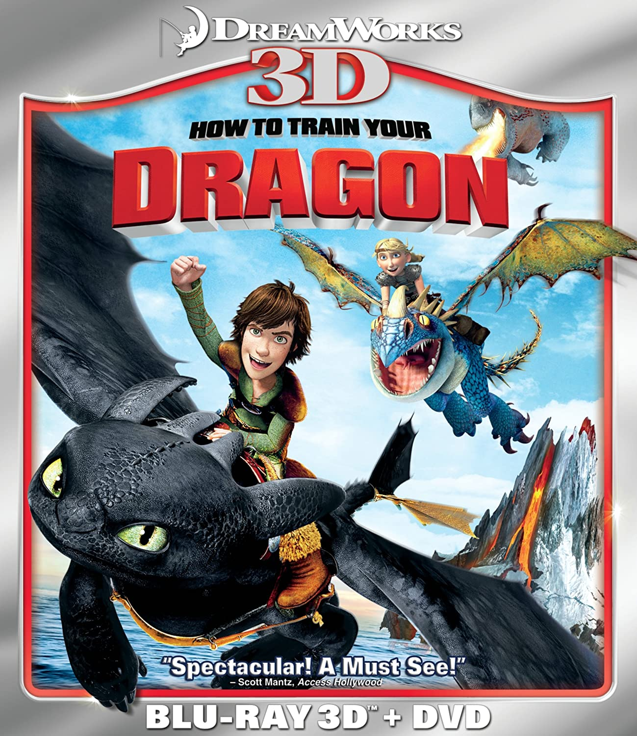 Dvdbo): How  To Train Your Dragon: Movies & Tv