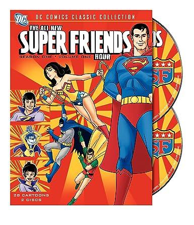 Super Friends: The All New Super Friends Hour - Season 1, Vol. 1