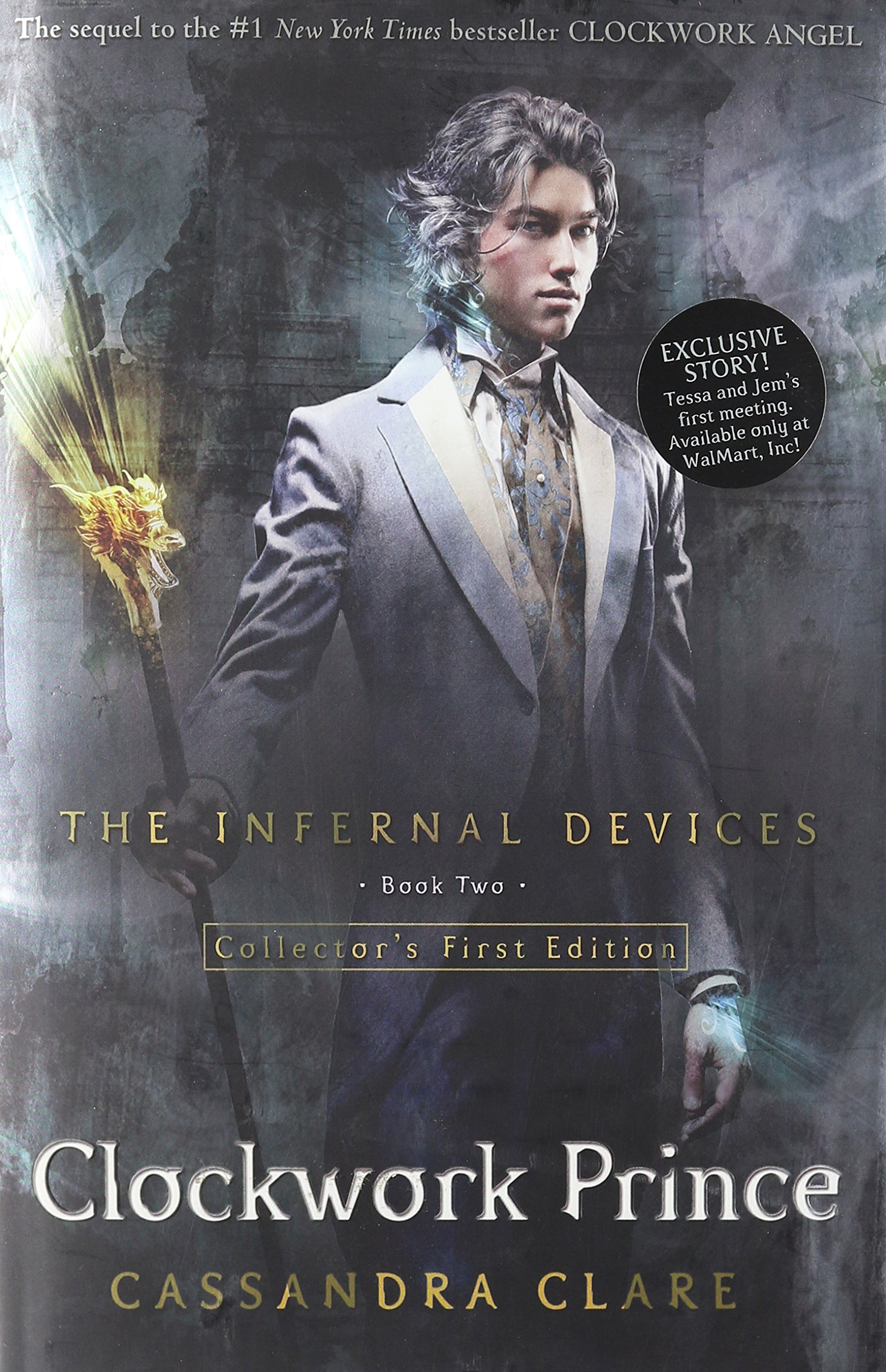 Clockwork Prince, Walmart Edition (The Infernal Devices, Volume 2 ...
