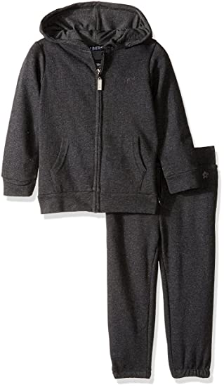 f7b3194889b Limited Too Girls' French Terry Jogger Set
