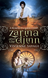 Zarina and the Djinn: A Rumpelstiltskin Story and Adult Fairytale Romance (Once Upon a Spell Book 5) (English Edition)