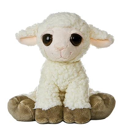 5ddf4b6c771 Amazon.com  Aurora World Dreamy Eyes Plush Lea Lamb 10