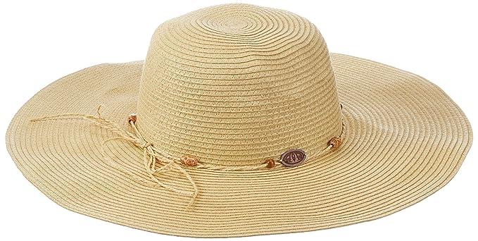 Animal Women s Corelia Wide Brim Straw Hat 17d6b660f89e