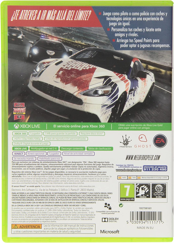 Need For Speed: Rivals: Amazon.es: Videojuegos