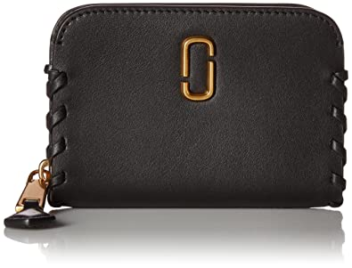 noho zip card case credit card holder black one size - Zip Card Holder