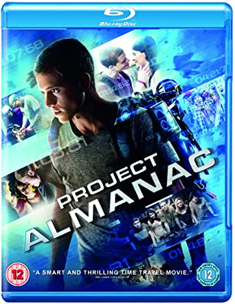 Project_Almanac [Italia] [Blu-ray]: Amazon.es: Cine y Series TV