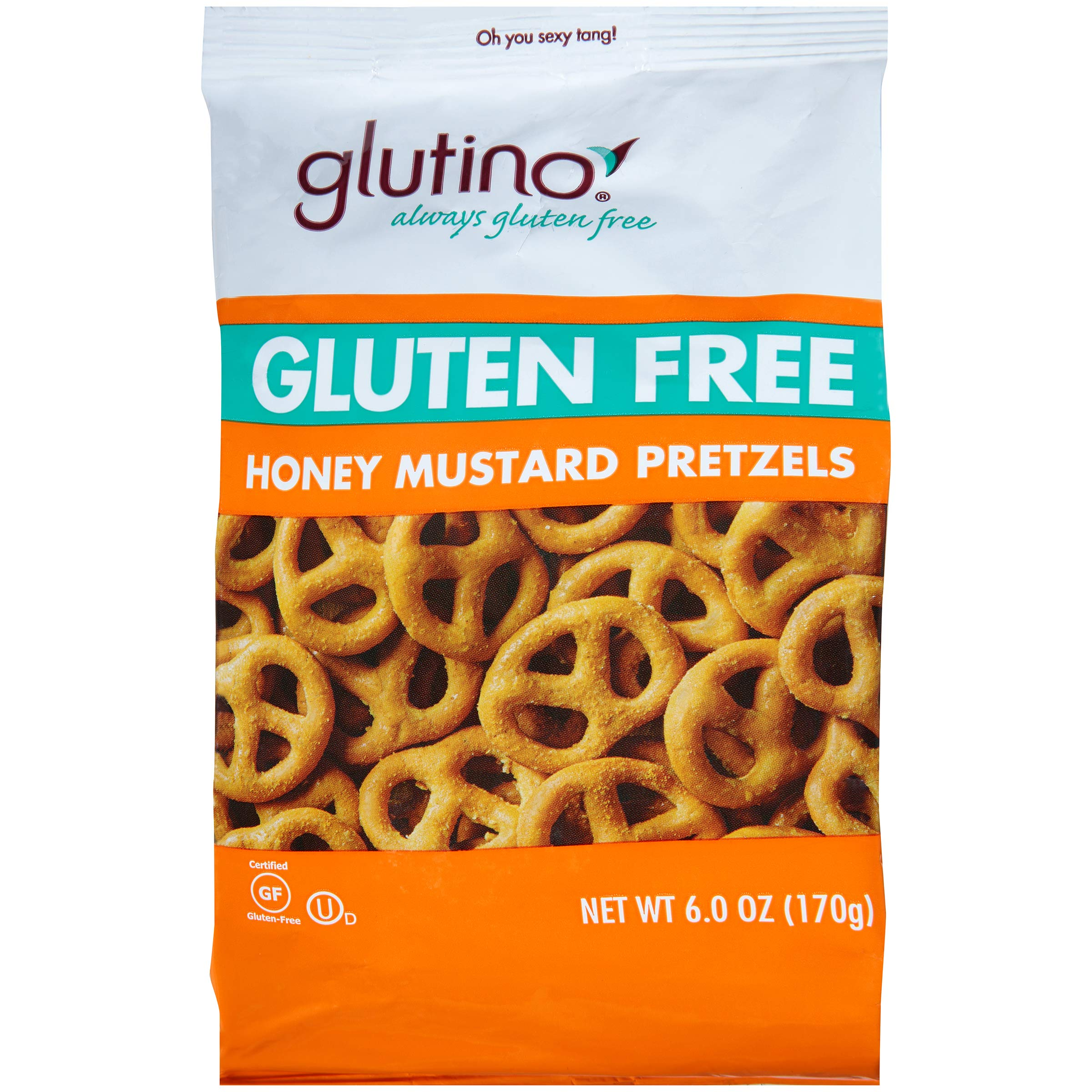 Glutino Gluten Free Pretzels, Honey Mustard, Delicious Everyday Snack, 6 Ounce