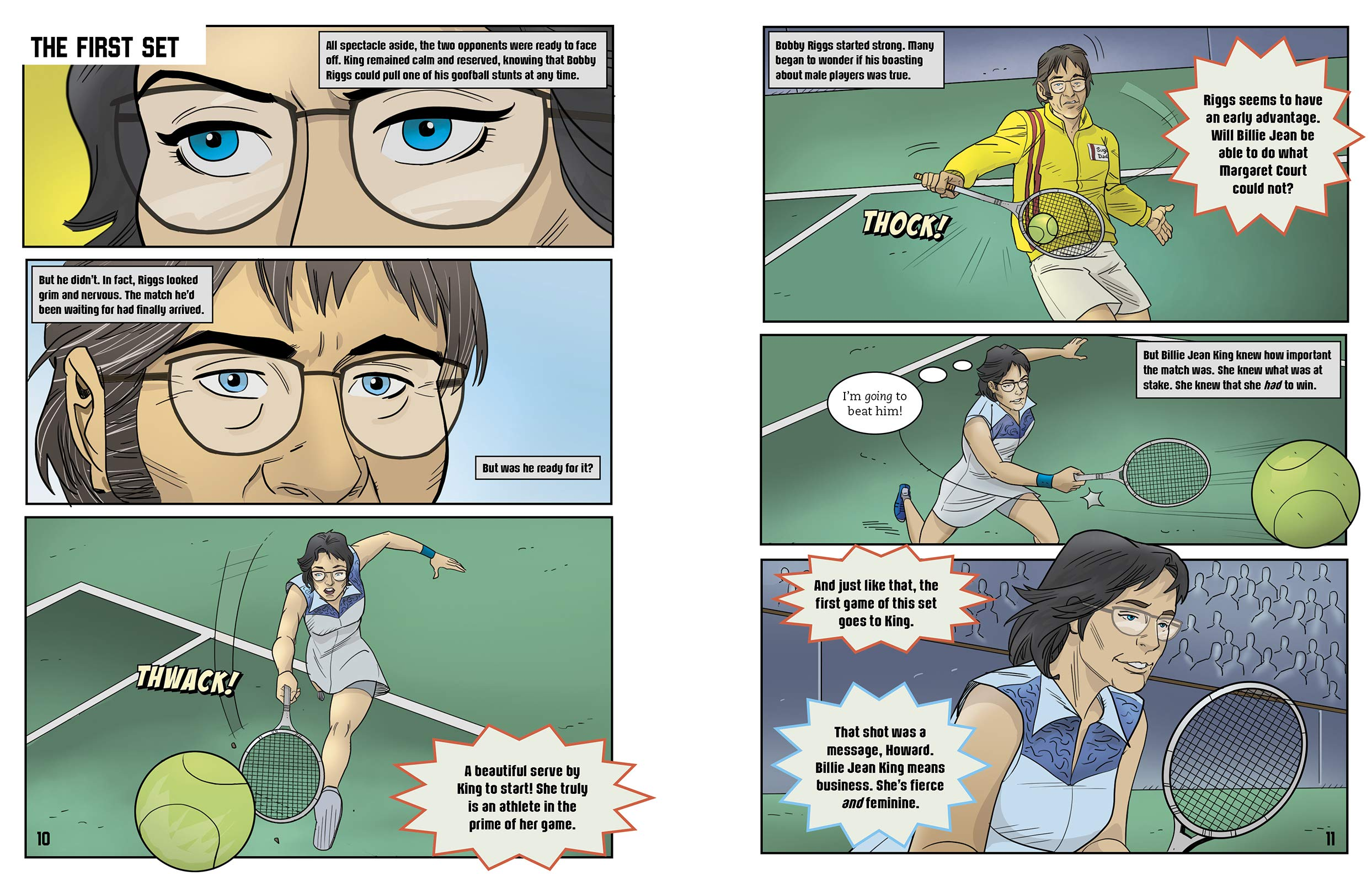 A Win for Women: Billie Jean King Takes Down Bobby Riggs ...
