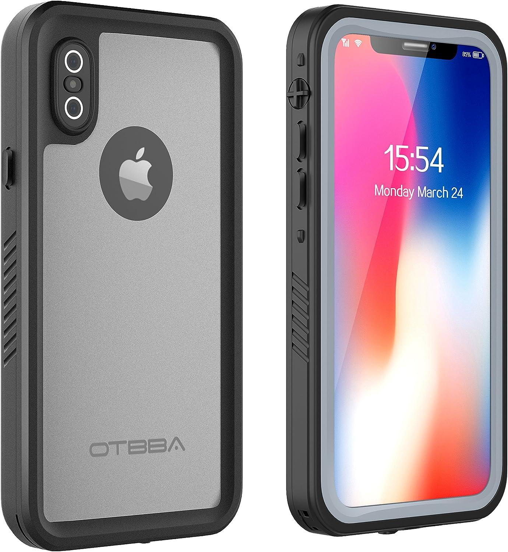 OTBBA iPhone X/iPhone Xs Waterproof Case