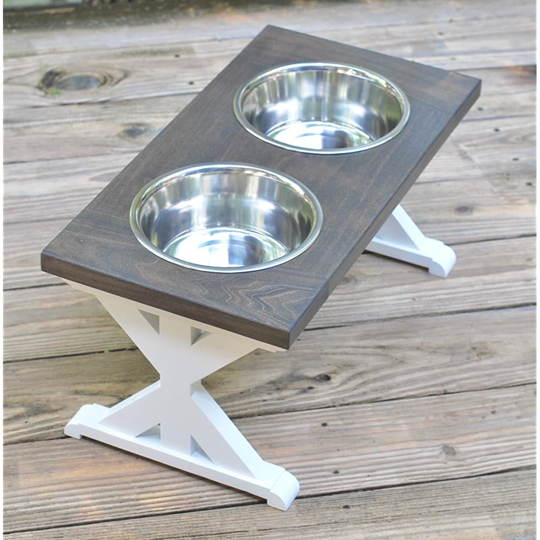 Handcrafted Pet Bowls & Feeders