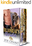 The Billionbear's Bride and Loved by the Lion Boxed Set