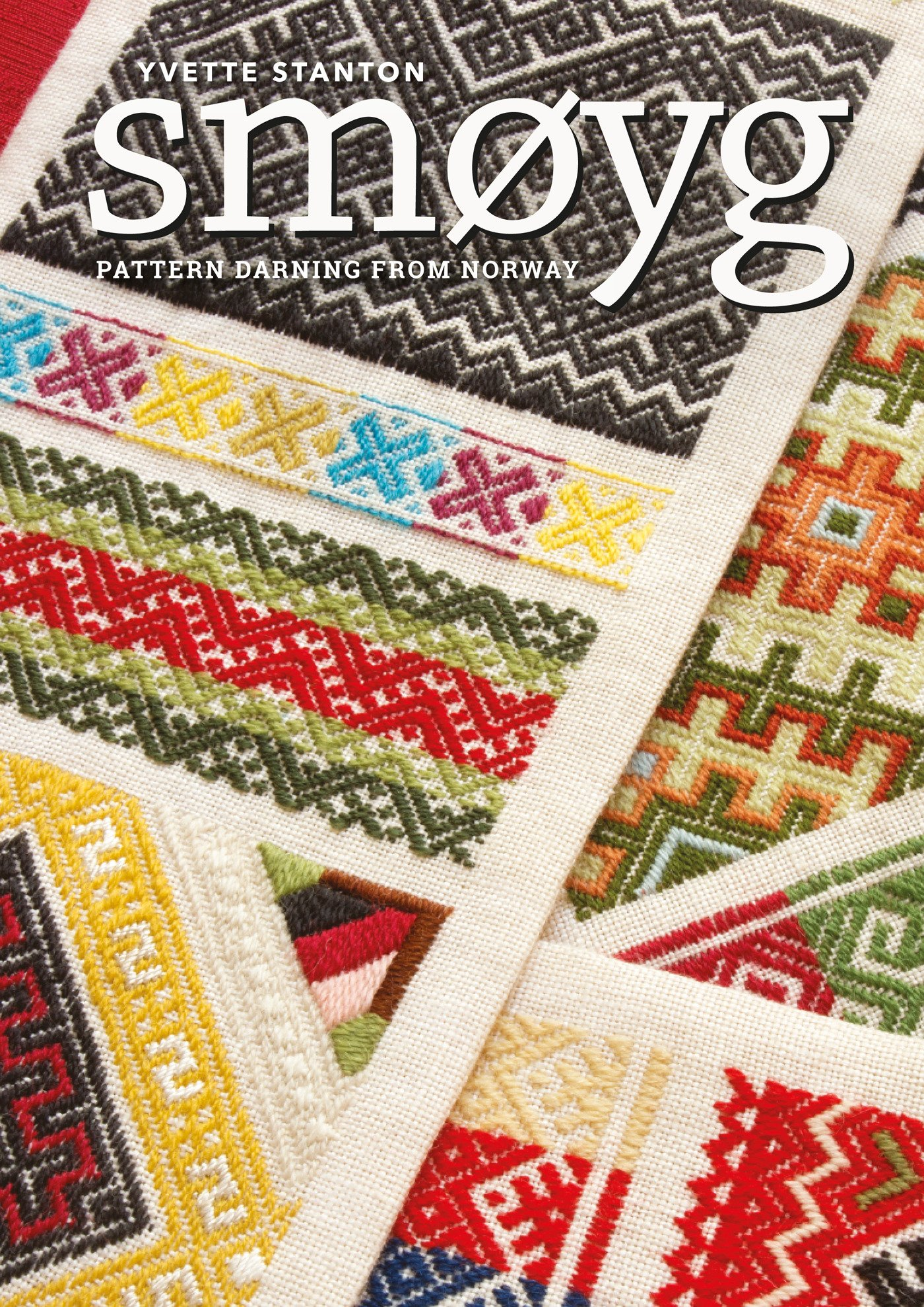 Smoyg: Pattern Darning from Norway