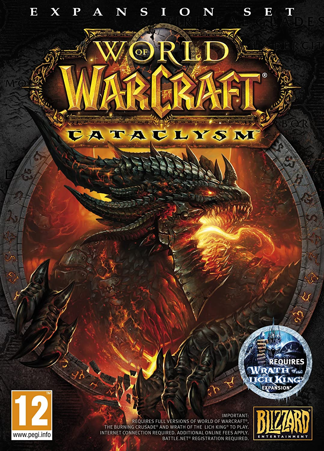 world of warcraft cataclysm expansion pack pc mac dvd amazon co