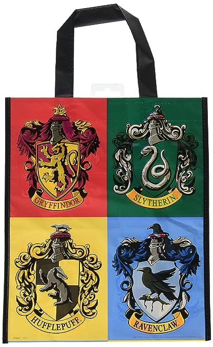 Unique Industries Large Plastic Harry Potter Goodie Bag 13quot
