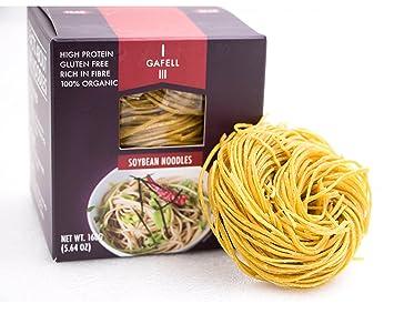 Amazon Com Gafell Soybean Noodles Organic Gluten Free 5 64 Oz