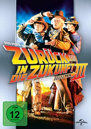 Amazon com: Back to the Future Part III (PAL)(German Import): Movies