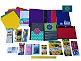 Over 50 Count School Supply Bundle For Elementary
