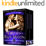 Twice in a Blue Moon: Blue Moon Saloon Two-book collection
