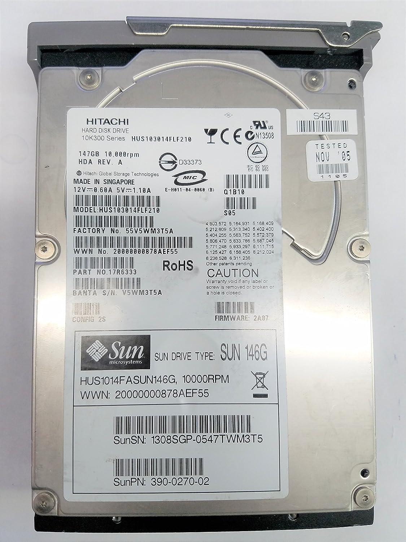 Hitachi HUS103014FLF210 146GB Hard Drive