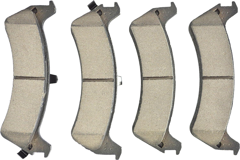 Dash4 Semi-Metallic Disc Brake Pad MD967