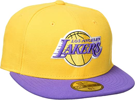 A NEW ERA ERA Era NBA Basic Los Angeles Lakers Gorra, Hombre ...