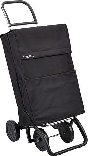 Rolser M288696 - Carro Compra 2+2 Jean Negro