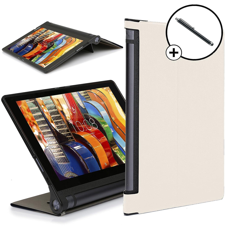 Forefront Cases® Lenovo Yoga Tab 3 Pro 10.1 Funda Carcasa Stand Case Cover Protectora Plegable – Ultra Delgado Ligera y Protección Completa del ...