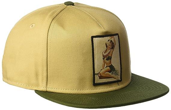 Neff Hombres Gorra de béisbol - Beige -: Amazon.es: Ropa y accesorios