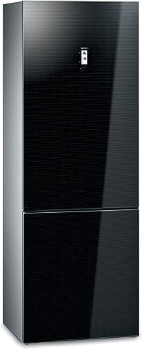 K/ühlen schwarz 230 L Siemens KG36NSB31 iQ700 K/ühl-Gefrier-Kombination Gefrieren 100 L A++