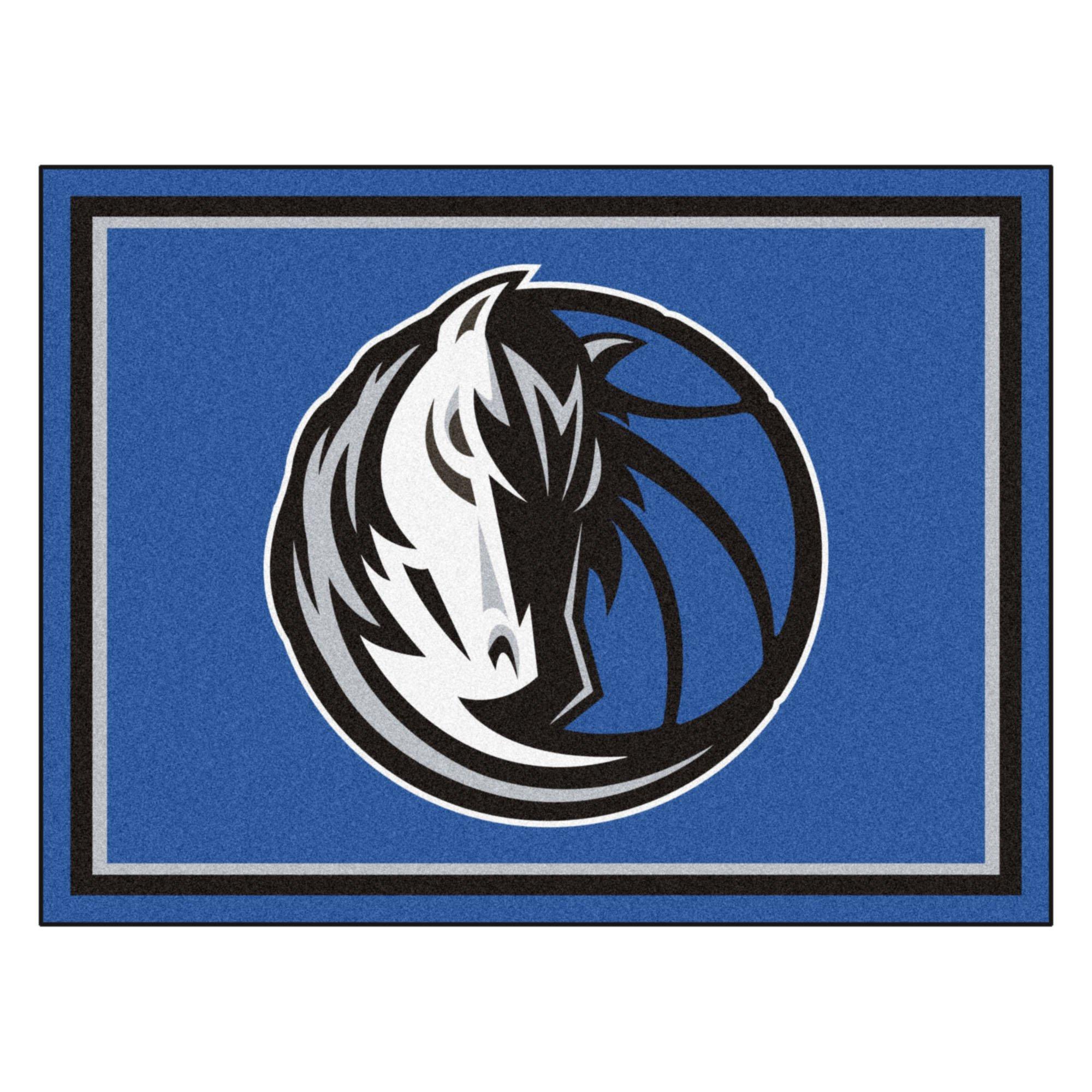 FANMATS 17448 NBA Dallas Mavericks Rug by Fanmats