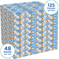 48-Count Kleenex Professional Facial Tissue (125 Tissues / Count)