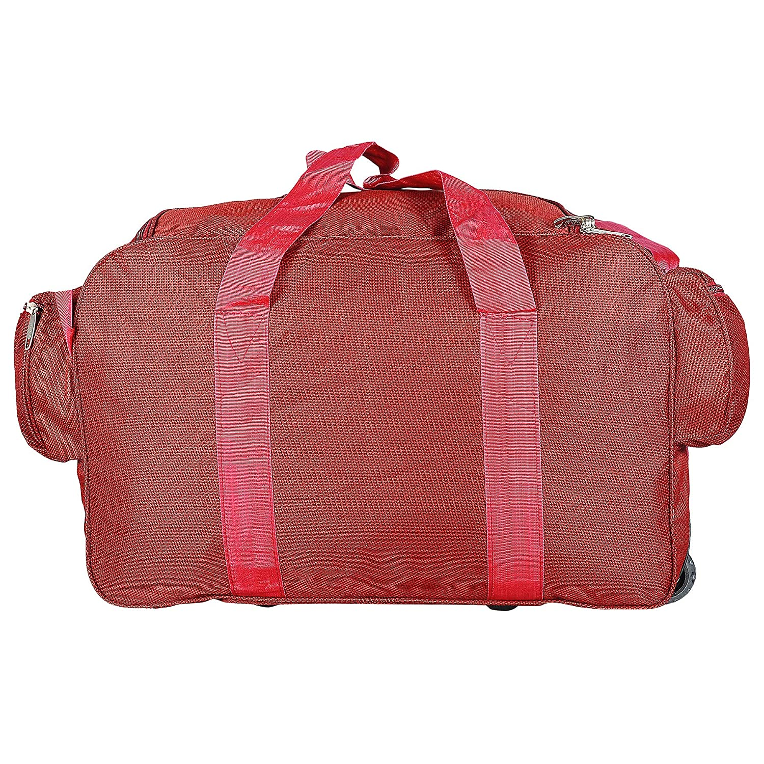Alfisha Polyester Red Lightweight Waterproof Luggage Travel Duffel Bag   Amazon.in  Bags, Wallets   Luggage 5eec486669