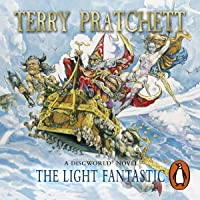 The Light Fantastic: Discworld, Book 2