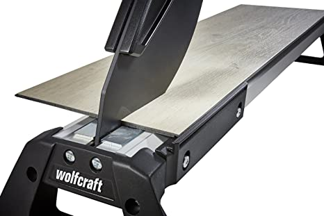 Wolfcraft 6939000 Guillotina para corte de vinilo y laminados, 0 W, 0 V, Plata: Amazon.es: Bricolaje y herramientas