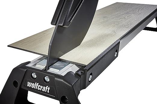 Wolfcraft 6939000 Guillotina para corte de vinilo y laminados, 0 W ...