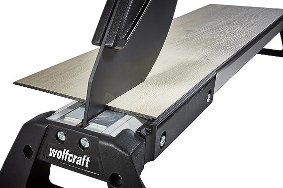 Wolfcraft 6939000 Presse Coupante pour Sols Stratifi/ésVinyle Vlc 800