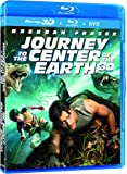 Journey to the Center of the Earth [Blu-ray 3D + Blu-ray + DVD] (Bilingual)