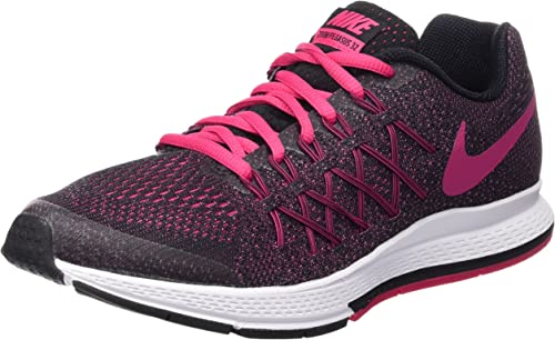 Nike Girls Air Zoom Pegasus 32 Running Shoe (3.5y-7y)